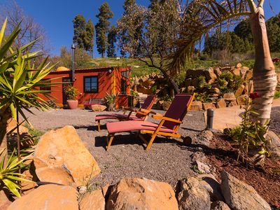 Photo for Pool Finca Northwest La Palma - absolute peace and quiet - active winery
