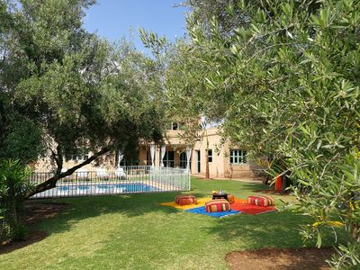 Photo for Generous living space in an olive grove