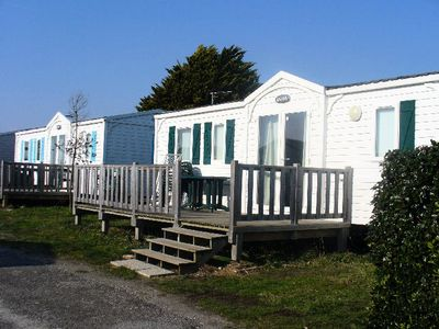 Photo for Camping L'Atlantys *** - Mobile home 4 Rooms 6 People