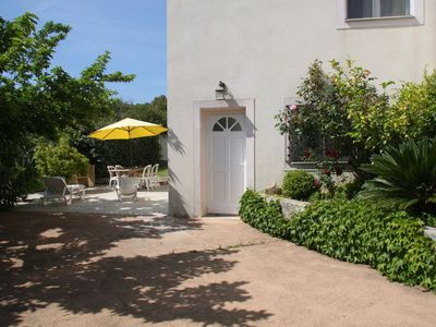 Photo for F2 standing with large terrace, garden and Spa