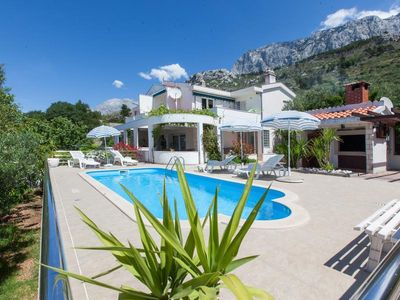 Photo for ctma229- Villa with pool, 3 separate units, ideal for small families or couples, 6 adults + 6 children
