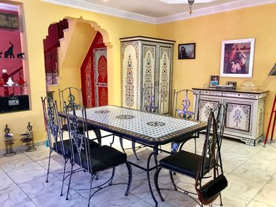 Photo for 3BR Villa Vacation Rental in Agadir