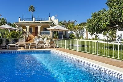 Photo for Nerja Villa, Sleeps 6 with Pool and Air Con