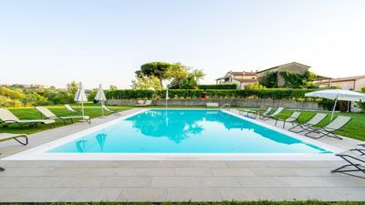 Photo for 2BR Apartment Vacation Rental in Montopoli, Toscana