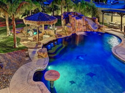 Photo for 9Bd 8Ba Hawaiian Oasis 4.2 miles from the strip