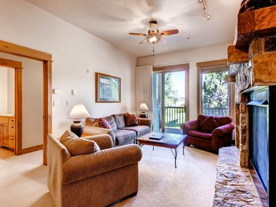 Photo for Top Floor 3 Bedroom Condo w/Private Balcony, Pool, Hot Tubs & More!