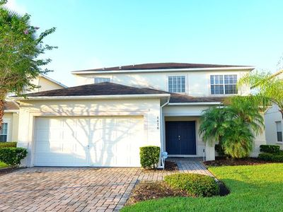 Photo for 6BR/4.5BA Luxury Home with Games Room, Pool & Spa- Minutes from Disney.Sleeps 15