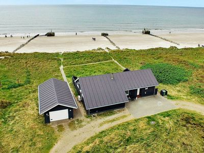 Photo for Modern Holiday Home in Blavand on Beach