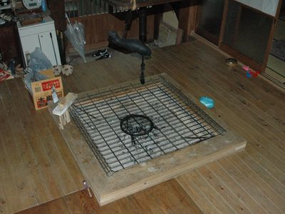 Photo for A traditional Japanese traditional house, an old farm house.There is a hearth