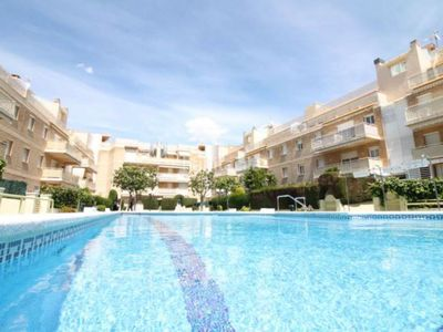 Photo for 2 bedroom Apartment, sleeps 5 in Cunit with Pool and Air Con