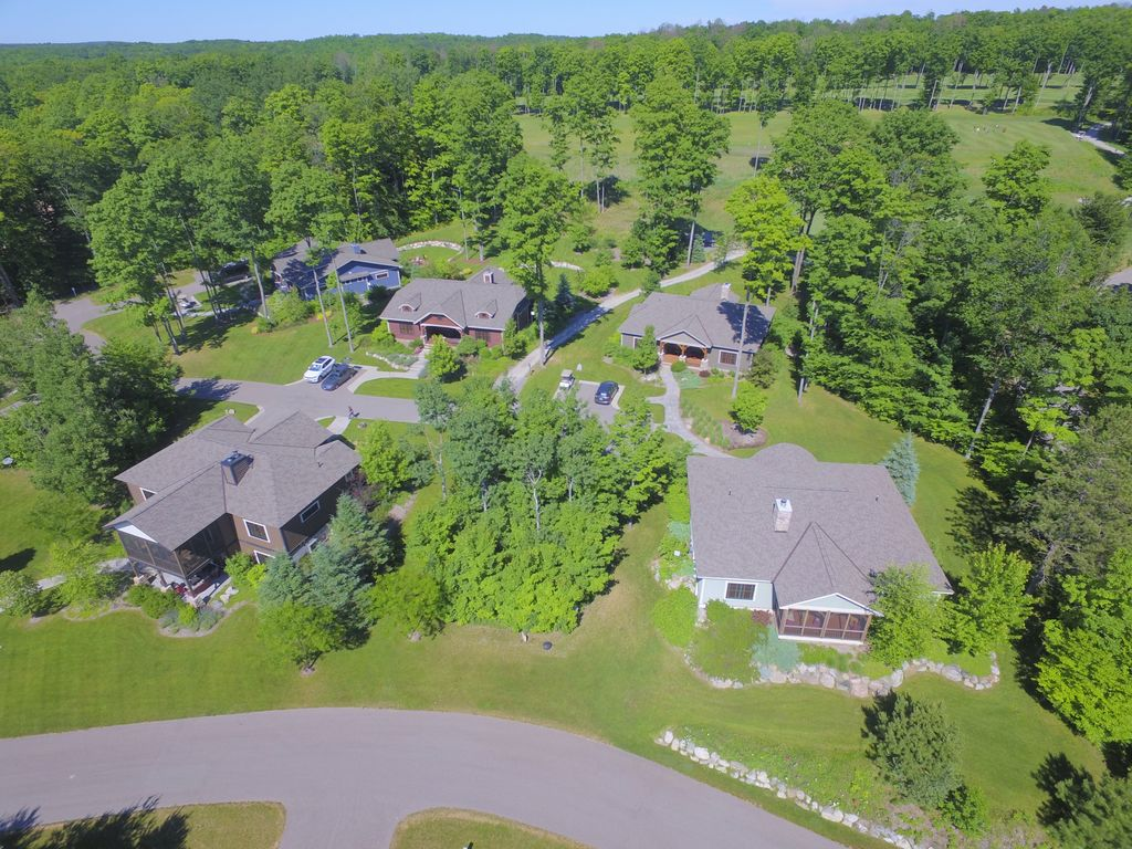 ... Harbor Springs MI 49740. Property Description: The home sits on a  working horse farm and is surrounded by pastures and resident horses.