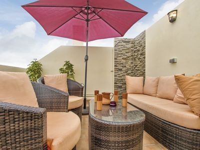 Photo for BE - Amazing Penth.Private terrace.Free parking.Covid Free
