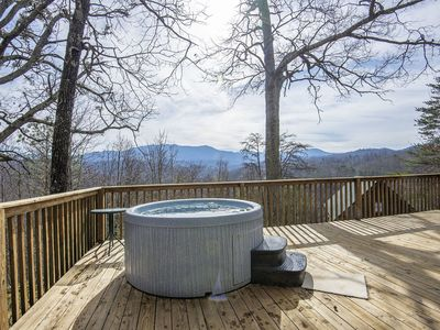 Photo for Never-Ending View  3 Bed 2 Bath with Awesome Views!!
