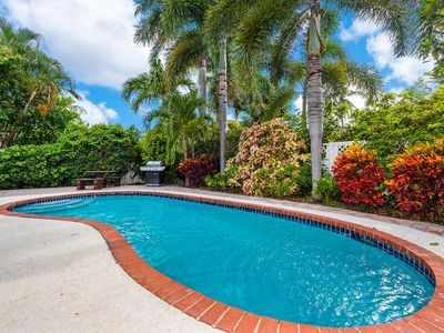 Photo for Affinity Coral Private Pool & Patio ��� 1 Block to Intracoastal, Bike to Beach