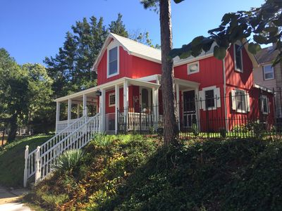 Historic Camp Meeting Cottage