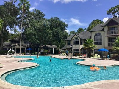 Photo for Special Deal, Ultimate Orlando Escape! Comfy 1BR Suite, Close to Parks, Pools