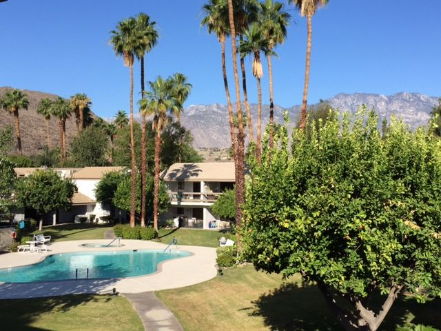 Modern South Palm Springs Condo 29 Day Monthly Rentals