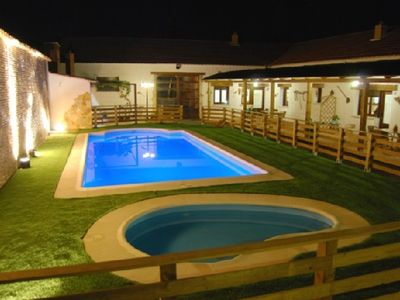 Photo for Self catering cottage La Cueva de Cirondo for 6 people