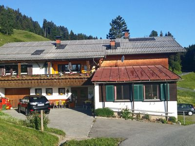 Photo for Cottage with alpine hut flair in a quiet location and close to the ski areas