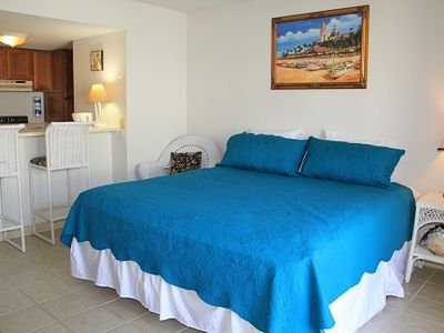 Beaches Are Back Open. Check Out Our New Rates! Studio Sugar Sands SB238