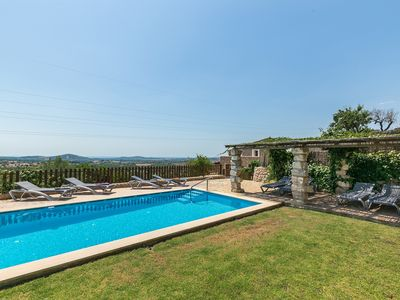 Photo for Finca S' Esquerda (011709) - Country house for 8 people in San Lorenzo
