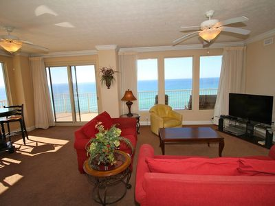 Photo for Treasure Island 3/BR***8th floor***End Unit with wrap around balcony