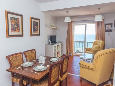 Photo for Beachfront Ap. 3 BR - Traditional Spanish