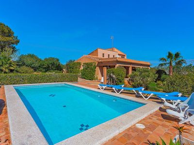 Photo for holiday home, Portopetro  in Mallorca Ostküste - 6 persons, 3 bedrooms