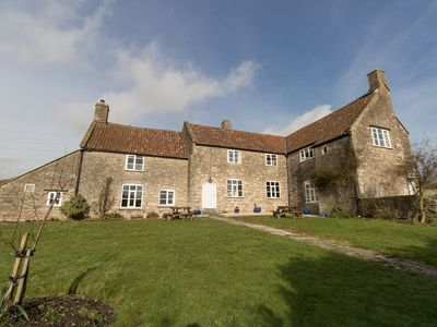 Photo for Butcombe Farm House, BUTCOMBE