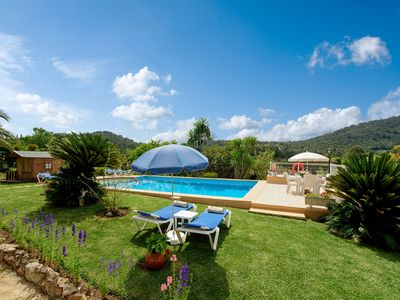 Photo for Ullaro Villa, Sleeps 6 with Pool, Air Con and WiFi
