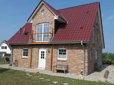 Photo for Luxury holiday home with fantastic views over the bay of Lübeck and landscape