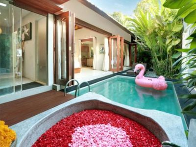 Photo for Comfy Villas fr Couple at Legian 1BR