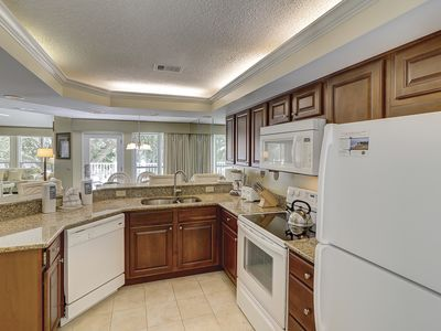 Photo for Luxury 3BR/3BA Villa 2nd FL Sleeps 8, Steps to Beach with Amenities; Golf,Tennis