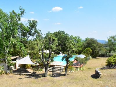 Photo for Beautiful house / villa Le Manse 10 people with private pool in the Gard