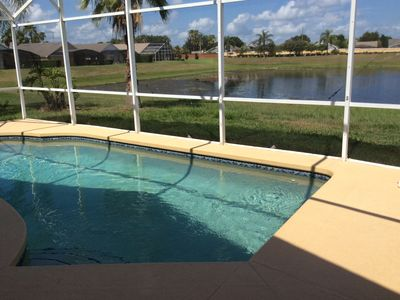 Photo for Disney - Rolling Hills - 4/3, Private Pool, Hot Tub and Games