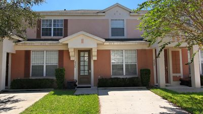 Photo for Stay at Caribbean Sunshine - a 3 bed townhouse in Windsor Palms Resort