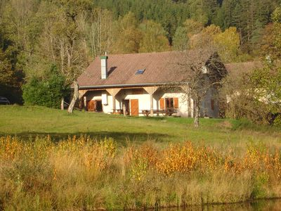 Photo for COTTAGE in the heart of the Vosges