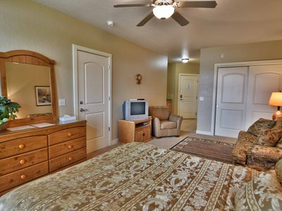 Photo for T411B is a Efficiency condo at Tagalong Golf Resort on Red Cedar Lake
