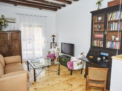 Photo for Duplex penthouse with terrace in pure center, 2 to 8 people, in Puerta del Sol