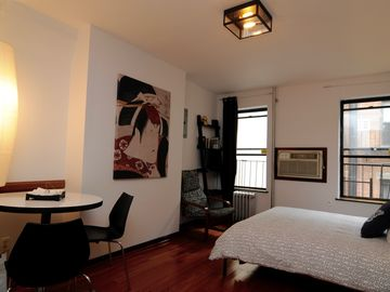 Beautiful Studio Near Times Square Welcome To Zen And Serenity