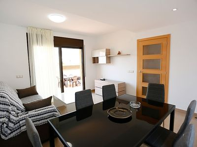 Photo for Vacation home Paloma in Miami Platja - 6 persons, 2 bedrooms