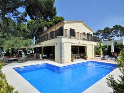 Photo for Holiday house Can Pastilla for 2 - 9 persons with 4 bedrooms - Holiday home