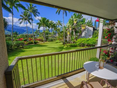 Photo for Aloha Condos, Hanalei Bay Resort, Condo 1205, Mountain View, AC