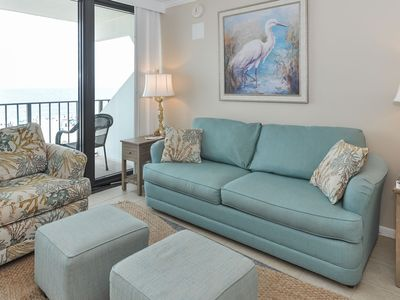 Photo for Island Winds East - Gulf Front 1BR - 4th Floor - Click for Specials!