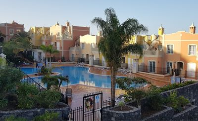 Photo for 2-Bedroom Apartment with pool view in Palm Mar