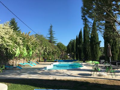 Photo for PROMOTION - Bastide villa between MER and VERDON