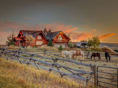 Photo for Paradise Found, 20 Acre Private Home in the Last Best Place - Montana!