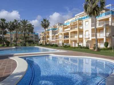 Photo for One bedroom Apartment, sleeps 3 in Torrecarrals with Pool, Air Con and WiFi
