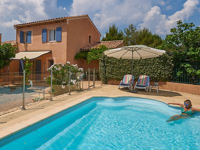 Photo for 3BR Villa Vacation Rental in NANS-LES-PINS