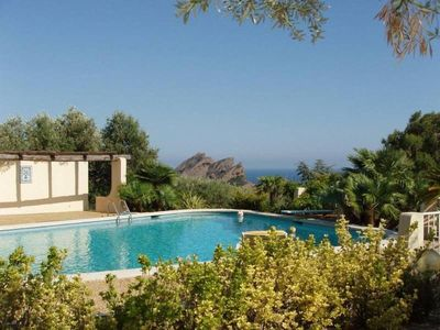 Photo for Villa - La Ciotat : House with 180°-view and character